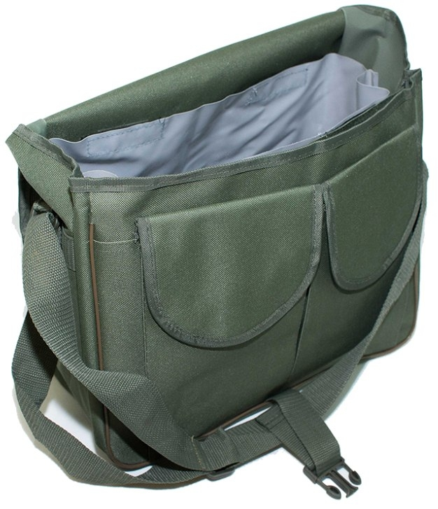 сумка для прикормки рыболовная